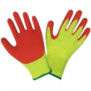 Men's Gardening Glove Latex Coated