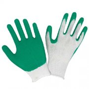 13 Gauge Nylon Knitted Latex Gloves