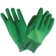 Green Latex Palm Coated Jersey Line