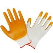 PVC Palm Coated Gloves WIth 13 Gaug